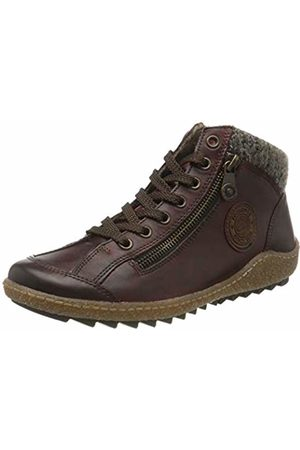 Remonte Women's R4775 Hi-Top Trainers
