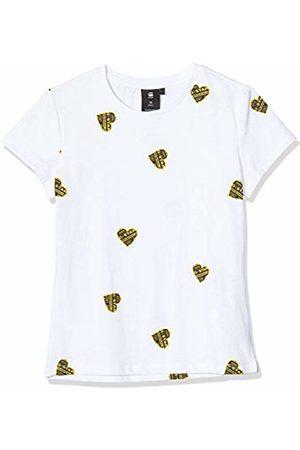 G-Star G-Star Girl's Sp10536 Ss Tee T-Shirt