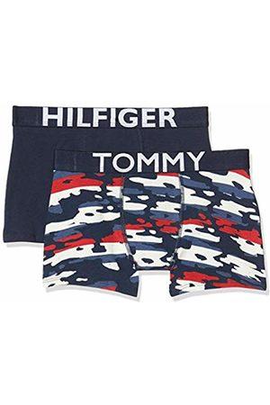 Tommy Hilfiger Boy's 2p Trunk Camo Stripe Swim