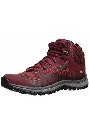 Keen Women's Merlot/Raven High Rise Hiking Boots