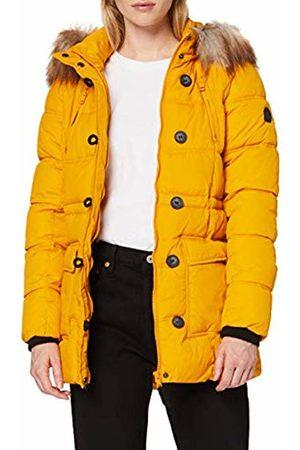 Only Women's Onlnewottowa Nylon Coat OTW Golden
