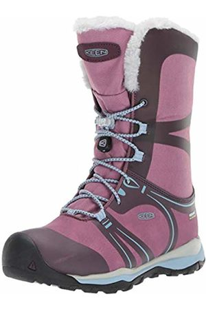 Keen Unisex Kids' Winetasting/Tuilp High Rise Hiking Boots