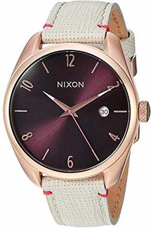 Nixon Womens Analogue Quartz Watch with Textile Strap A4731890