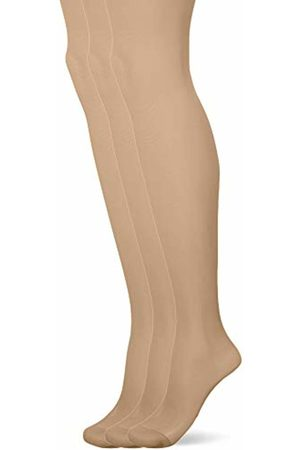 Pretty Polly Women's Day to Night 15D Sheer Tights 3PP, 15 DEN