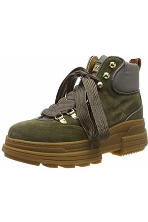 SCOTCH & SODA FOOTWEAR Women's CARA Combat Boots
