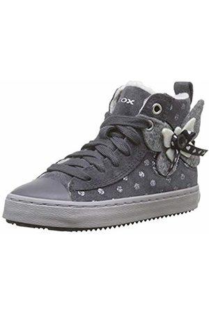 Geox Girls' J KALISPERA Hi-Top Sneakers