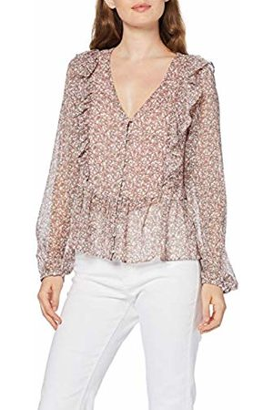 New Look Women's Willow Crinkle Blouse