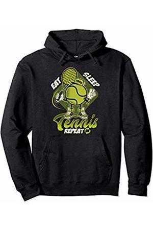 FELLINSH Sport Funny Gift Tennis Sport Hobby for Men Women Kids Pullover Hoodie