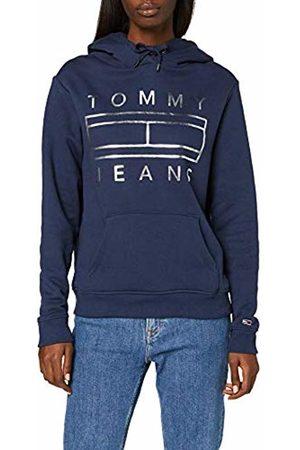 Tommy Hilfiger Women's Tjw Essential Logo Hoodie Jacket