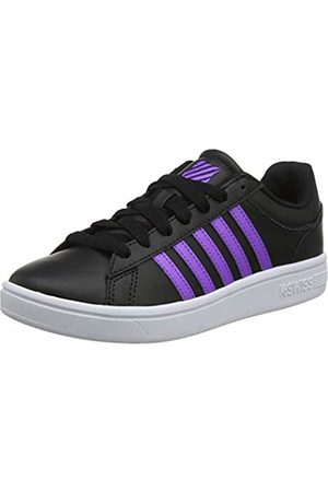 K-Swiss Women's Court Winston Low-Top Sneakers, ( /Neon Violet 049)