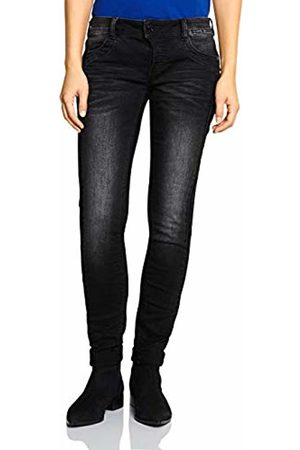 Street one Women's 372677 Crissi Casual Fit Slim Jeans