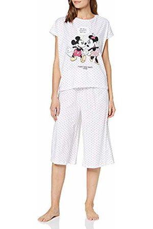 Women's Secret Mickey Vintage Mv Ds Dots Pj Fr Pyjama Sets