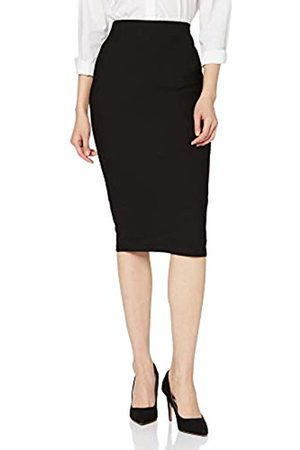 Dorothy Perkins Women's Textured Pencil Skirt