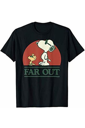 Peanuts : Snoopy and Woodstock Far out T-Shirt