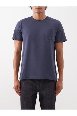 OLIVER SPENCER Oli Organic Cotton Jersey T Shirt - Mens