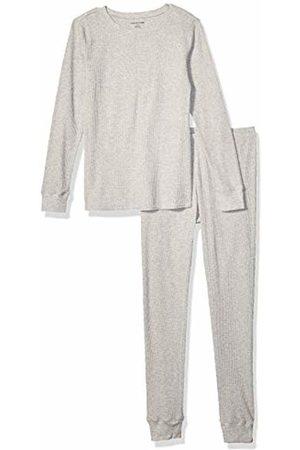 Amazon Thermal Long Underwear Set Heather