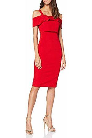 Coast Women's Hortense Glamour A-Linie #268 Plain Sleeveless Regular Dresses 16