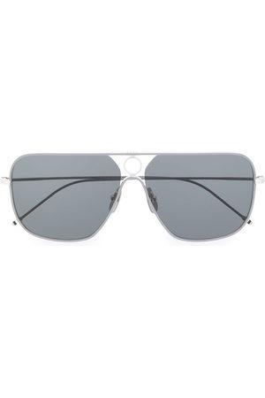 Thom Browne Rectangular-frame sunglasses