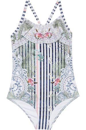 Camilla Printed swimsuit