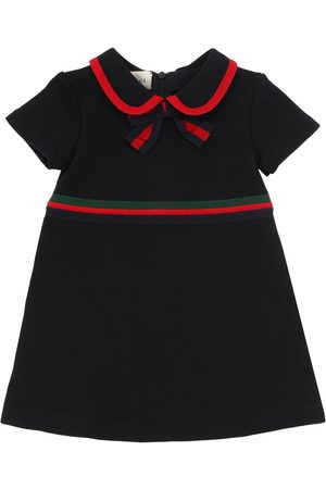 Gucci Cotton French Terry Dress