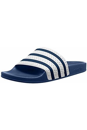 adidas Adilette, Men's Beach & Pool Shoes, Blu (Adiblue G1/ /Adiblue G1)