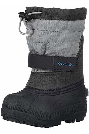 Columbia Unisex Kids Powderbug Plus II Multisport Outdoor Shoes, ( /Hyper Blue 010)