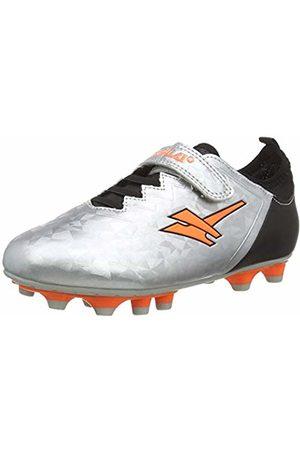 Gola Boys Alpha MLD Velcro Football Boots, ( /Blk/ Jb)