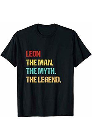 Leon Name Shirts & Gifts Mens Leon Name Gift T-Shirt