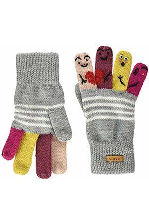 Barts Boys Gloves - Boy's Puppet Gloves (0002-HEATHER 002L)