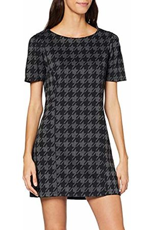 Dorothy Perkins Women's Dogstooth Tunic Blouse