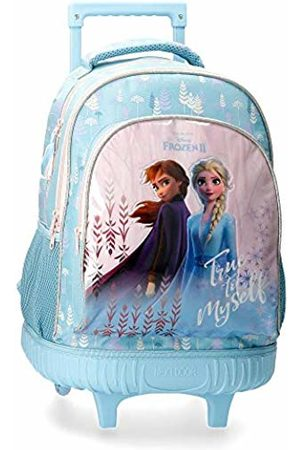 Disney Frozen True to Myself Adaptable Backpack with Trolley