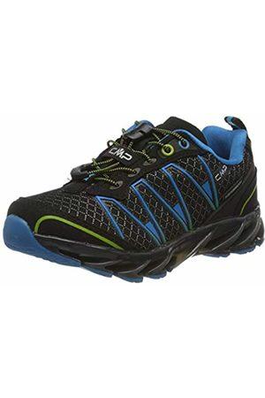 CMP Unisex Kids' Altak 2.0 Trail Running Shoes, ((Nero-River-Cedro 49ud)