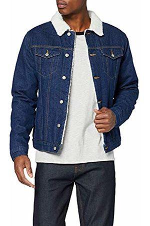 Soul Star Men's Mink Denim Jacket