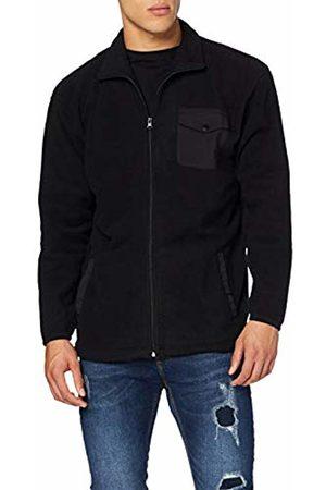 Urban classics Men's Polar Fleece Track Jacket Sports ( 00007)