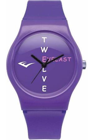 Everlast 33-700 Unisex Quartz Watch with Dial Analogue Display and Plastic or PU Strap EV-700-203