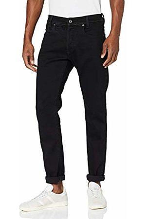 G-Star Men's D-STAQ Pop 5-Pocket Slim Jeans, (Jet B479-A814)