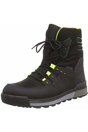 Ricosta Boys' Rax Warm Lined Snow Boots Short Length Size: 6
