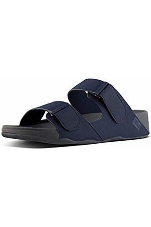 FitFlop Men's Gogh MOC Adjustable Slide Sandals Flip Flops