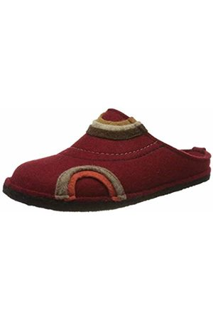 Haflinger Unisex Adults' Flair Baikal Open Back Slippers