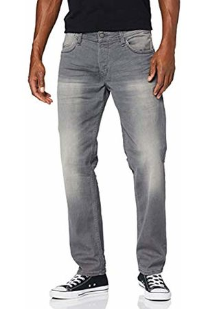 Jack & Jones Men's JJITIM JJLEON SC 079 INDIGO KNIT NOOS Jeans