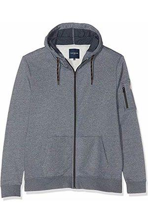 TOM TAILOR Men+ Mens 1016728 Hooded Long Sleeve Track Jacket - - XXX-Large