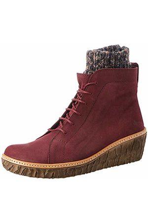 El Naturalista Women's N5145 Ankle Boots, (Rioja Rioja)