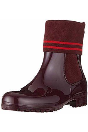 Tamaris Women's 1-1-25470-33 Chelsea Boots, (Merlot 537)