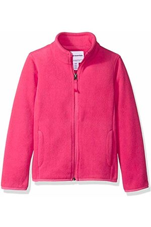 Amazon Girl's Full-zip Polar Fleece Jacket Dark