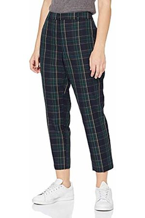Dorothy Perkins Women's Check Ag Trousers