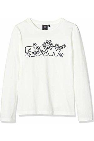 G-Star G-Star Boy's Sp10005 Ls Tee Longsleeve T-Shirt