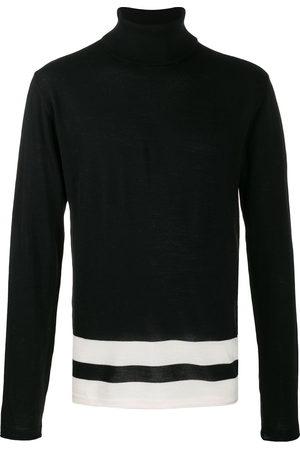 PAURA Stripe detail jumper
