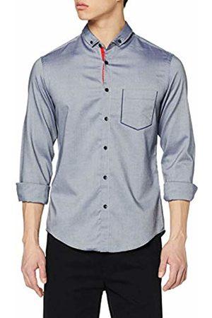 HUGO BOSS Men's Buxto_r Casual Shirt