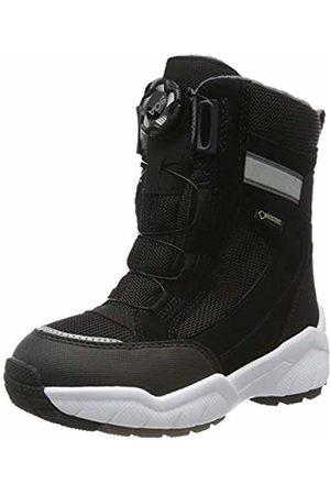 Superfit Boys' Culusuk 2.0 Snow Boots, (Schwarz/Grau 00)