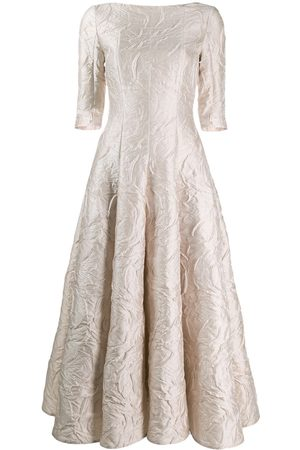 TALBOT RUNHOF Bogna dress - Neutrals